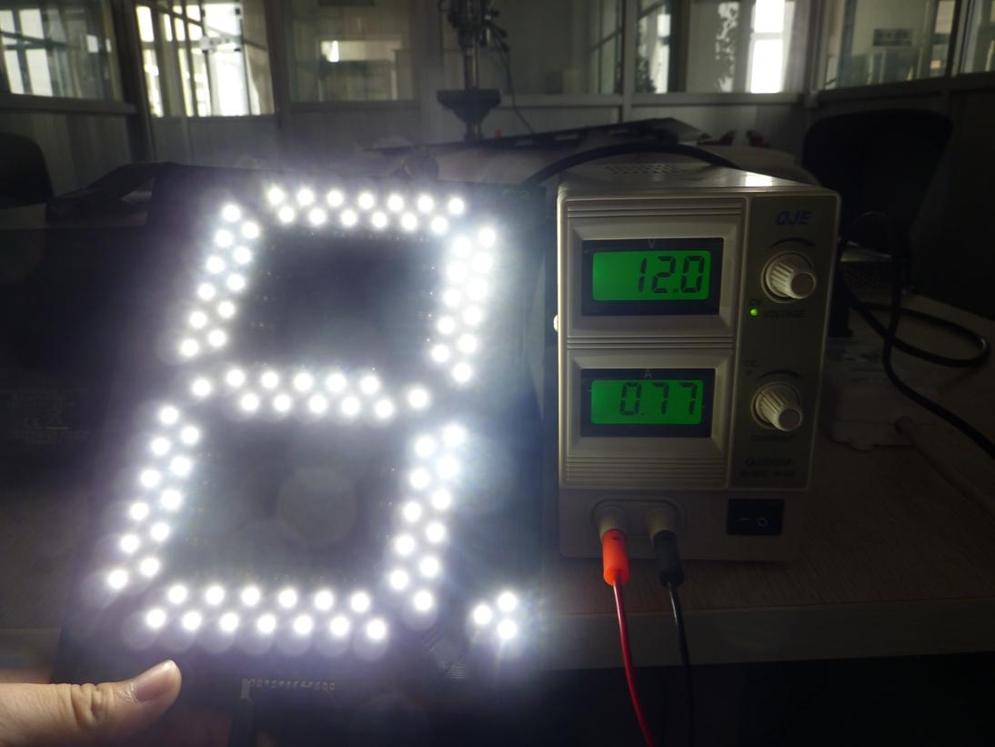 working voltage 12V